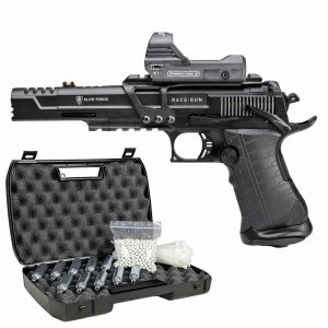 elite force race gun airsoft softair pistole